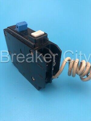Bryant 15 Amp 1 Pole Type Br Br115gf Gfi Gfci Ground Circuit Breaker Rust