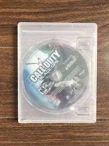 Call of Duty:BLACK OPS Playstation 3 works perfect just disc