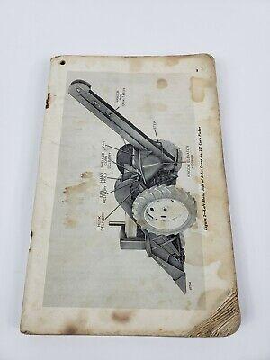 John Deere No. 227 Corn Picker Operators Manual