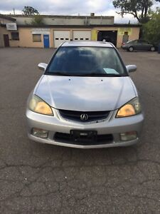 2005 Acura E.L. 1,7. Engine 4 cyl certified $2995