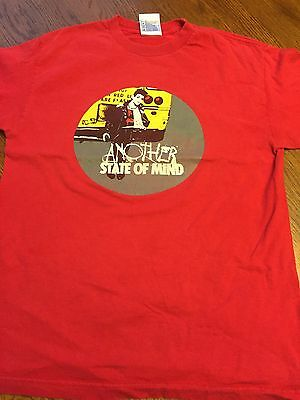 Social Distortion: Another State Of Mind T-Shirt Size M
