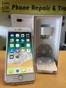 AS BRAND NEW IPHONE 8 PLUS 256GB SILVER WITH APPLE WARRANTY Indooroopilly Brisbane South West Preview