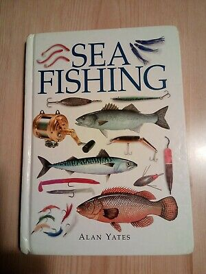 SEA FISHING BOOK - TECHNIQUES, TACKLE, BAITS, SPECIES, BEACH, BOAT, PIER, TIDES