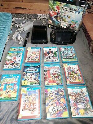 Nintendo wii u console bundle