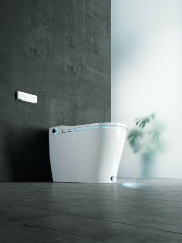 Elongated Toilet Seat Bidet , Smart Toilet, Heated Seat, Dryer, Self Clean USA