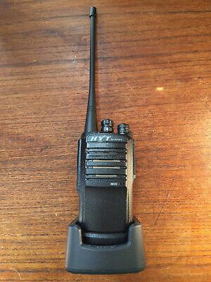 Hytera UHF Portable radios - Model HYT TC-508 400-470mhz 4w UHF BNIB