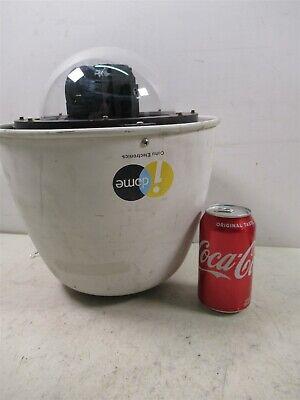 Ptz Commercial Grade Cohu Idome 3925-5100-pend Surveillance Security Dome Camera