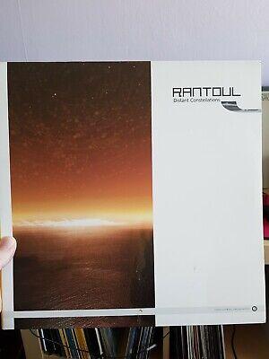 "RANTOUL - DISTANT CONSTELLATIONS EP - 2x12"" - GOOD LOOKING - RARE LTJ BUKEM"