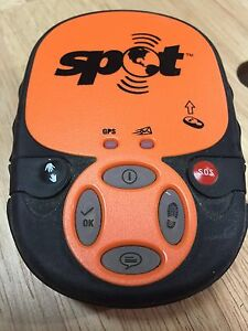 Spot Satellite GPS Tracker
