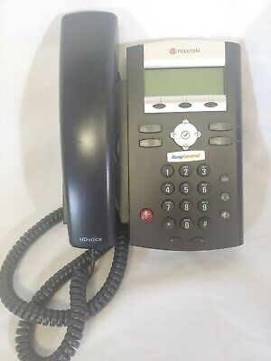 Polycom Soundpoint Ip Spip 335 Voip Phone Hdaudio