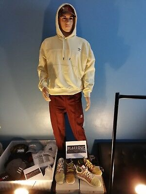 Adidas Originals Fallen Future x Pharrell Williams Hu Collection