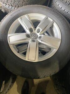 "VW Amarok 18"" Alloys & Tyres  Kedron Brisbane North East Preview"