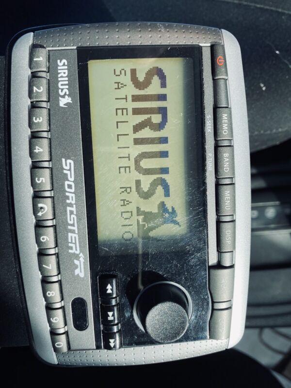 Sirius Sportster SP-R2 & SP-C2  Car Satellite Radio Receiver & Docking station