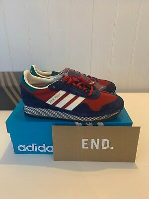 Adidas New York x end Three Bridges Size 9 U.K.