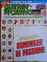 Rivista Guerin Sportivo Anno 1991/32 + Poster Inter - Sampdoria - inter - ebay.it