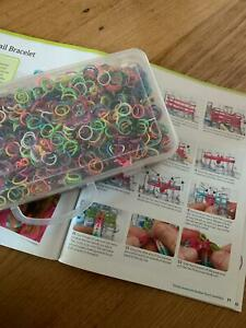 Loom bands and beads bundle