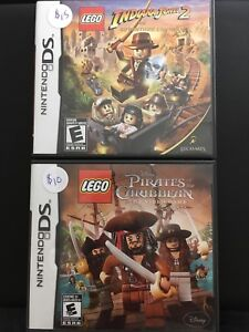 Nintendo DS LEGO Indiana Jones & Pirates of the Caribbean