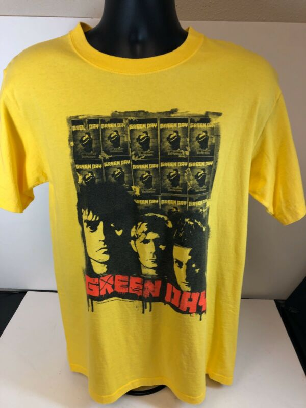 Green Day 2009 Shirt Size Med Official Original