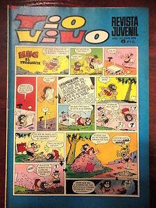 Tio-Vivo-num-504-Ed-Bruguera-1961