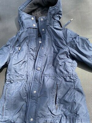 abercrombie fitch jacket women Size Small Blue
