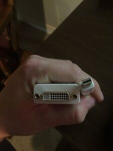 Thunderbolt to DVI