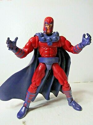 Marvel Legends X-Men series 3 Magneto 6 inch Action Figure Toybiz