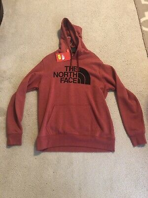 New The North Face Mens Hoodie Size Large Pullover Sweatshirt Hooded Kobe