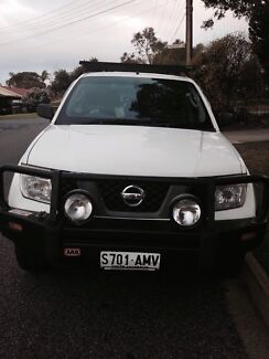 Must sale Nissan navara d40 2007 Modbury Heights Tea Tree Gully Area Preview
