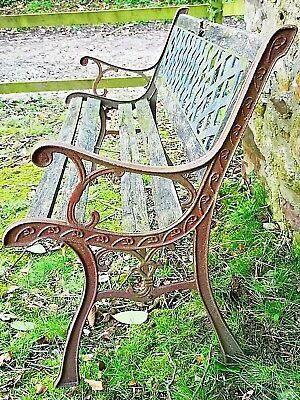 Vintage Garden Bench