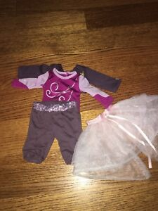American Girls dance/gymnastics outfit