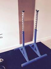 Single squat rack Maitland Maitland Area Preview