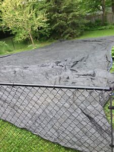 GIANT tarp for sale 30 ft x 45 ft