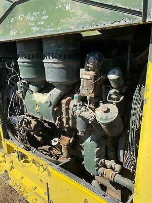 Detroit 6-71 100 Kw Diesel Generator