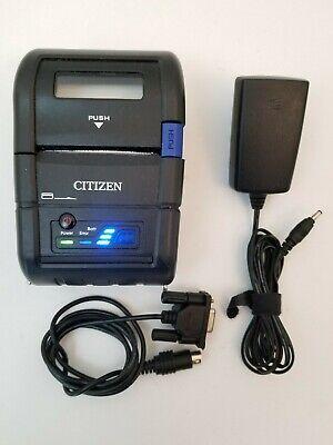 Citizen Cmp-20 Portable Pos Thermal Printer No Bluetooth