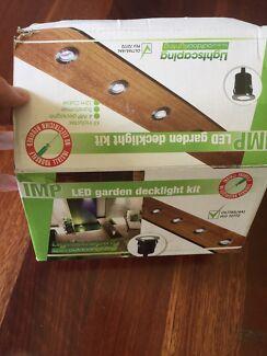 Lighting kit - LED garden decklight