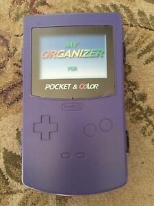 Case for Nintendo Game Boy color/pocket