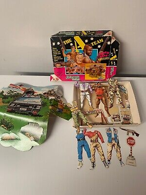 Vintage The A Team Jolly Craft Set