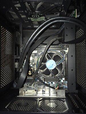 ECS Z97I-DRONE Motherboard with Intel I5 4690K mini ITX small form factor
