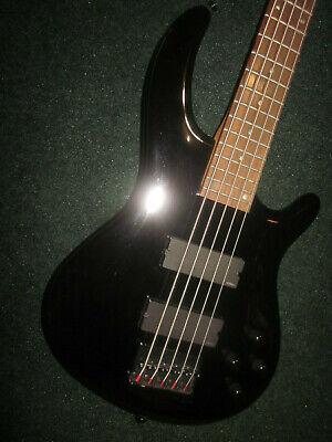 Dean Edge 5 EMG 5 string bass guitar