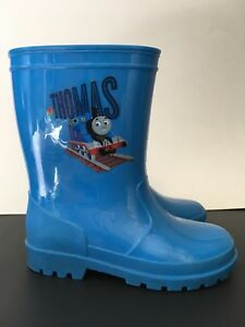 Size 10 Boys' Rainboots - Thomas the Train