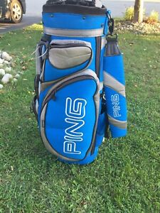 Golf clubs bag Ping