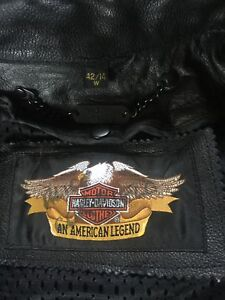 Womans Leather HARLEY JACKET