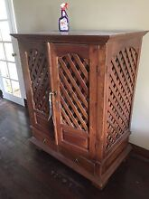 Wooden cabinet Northam Northam Area Preview