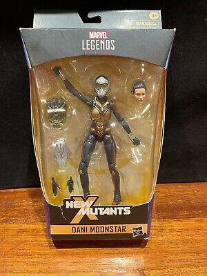 Marvel Legends RARE Factory Error - WASP Figure in DANI MOONSTAR SEALED BOX