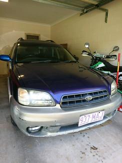 Subaru 2000' Outback