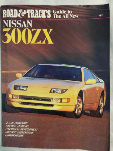 Road Track Guide To 300ZX - $2.38
