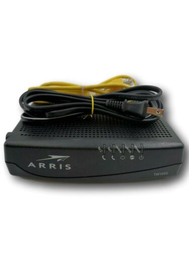 ARRIS Touchstone TM1602A DOCSIS 3.0 Cable Telephony Modem, Optimum Cablevision