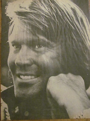 Glen Campbell, Full Page Vintage Pinup