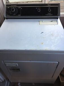 DRYER - $100 - FULLY FUNCTIONAL WITH HOSES