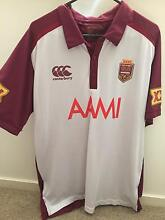 State of Origin QLD Sports Polo Large Forest Lake Brisbane South West Preview